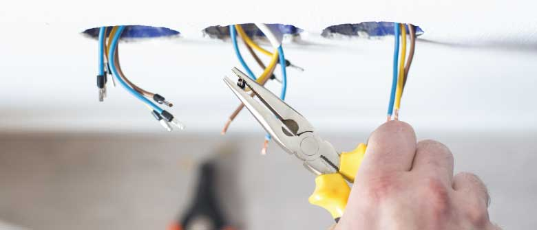 Electrical services are just a call away! Reliable Tech is here to help you!