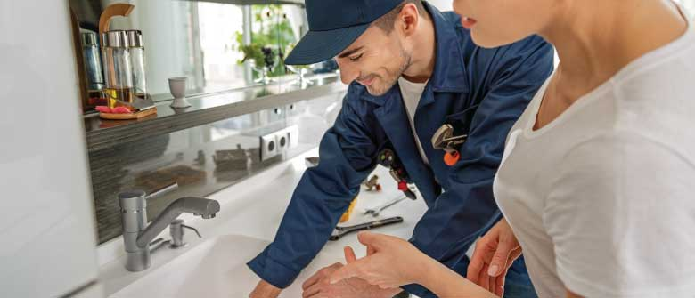 Do you need drain cleaning services? Call Reliable Tech today!